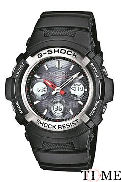 Часы Casio G-Shock AWG-M100-1A