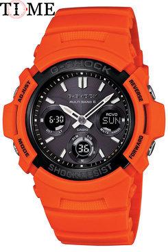Часы Casio G-Shock AWG-M100MR-4A