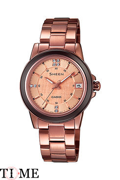 Часы Casio Sheen SHE-4512BR-9A