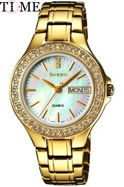 Часы Casio Sheen SHE-4800G-7A
