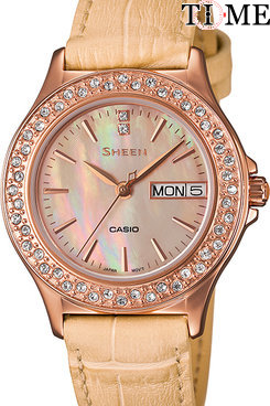 Часы Casio Sheen SHE-4800GL-9A