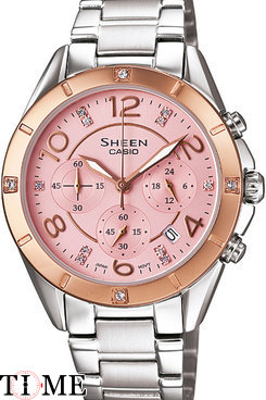 Часы Casio Sheen SHE-5021SG-4A SHE-5021SG-4A-1