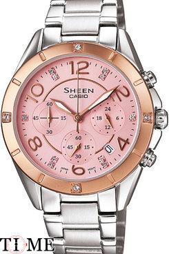 Часы Casio Sheen SHE-5021SG-4A
