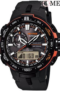 Часы Casio Pro Trek PRW-6000Y-1E
