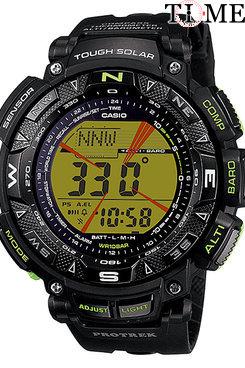 Часы Casio Pro Trek PRG-240-1B
