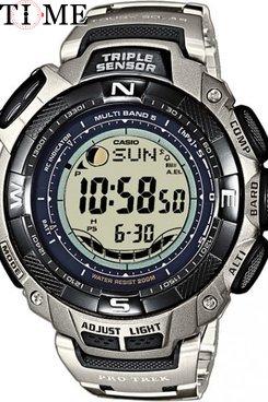 Часы Casio Pro Trek PRW-1500T-7V