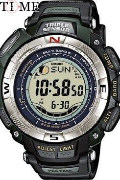 Часы Casio Pro Trek PRW-1500-1V