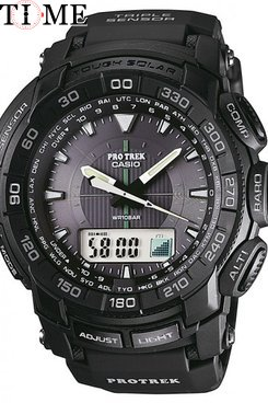 Часы Casio Pro Trek PRG-550-1A1