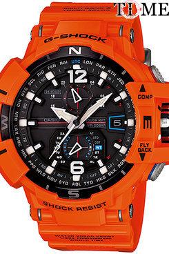 Часы Casio G-Shock GW-A1100R-4A