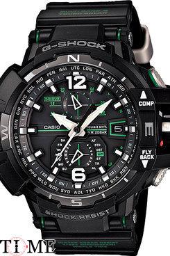 Часы Casio G-Shock GW-A1100-1A3