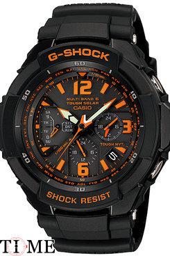 Часы Casio G-Shock GW-3000B-1A