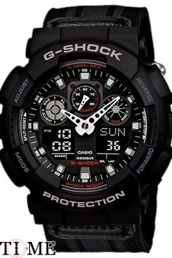 Часы Casio G-Shock GA-100MC-1A
