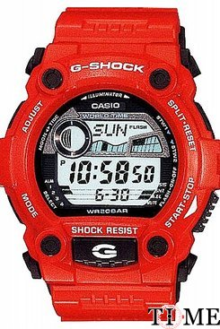Часы Casio G-Shock G-7900A-4E