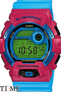 Часы Casio G-Shock G-8900SC-4E