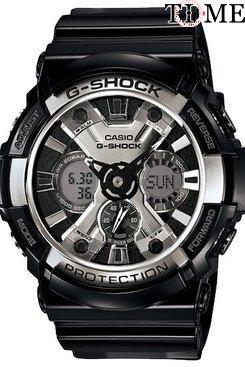 Часы Casio G-Shock GA-200BW-1A