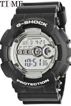 Часы Casio G-Shock GD-100BW-1E