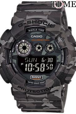 Часы Casio G-Shock GD-120CM-8E