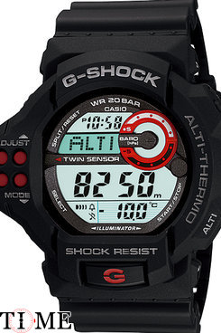 Часы Casio G-Shock GDF-100-1A