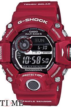 Часы Casio G-Shock GW-9400RD-4E