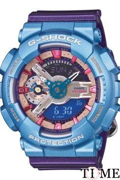 Часы Casio G-Shock GMA-S110HC-6A
