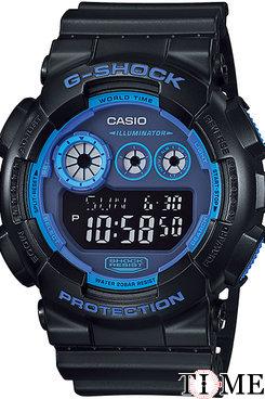 Часы Casio G-Shock GD-120N-1B2