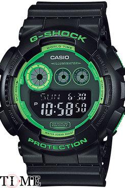 Часы Casio G-Shock GD-120N-1B3