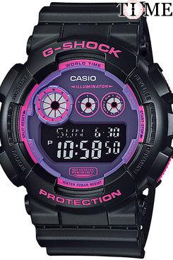 Часы Casio G-Shock GD-120N-1B4
