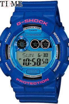 Часы Casio G-Shock GD-120TS-2E