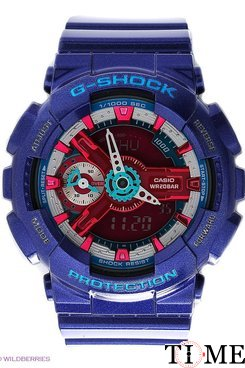 Часы Casio G-Shock GMA-S110HC-2A