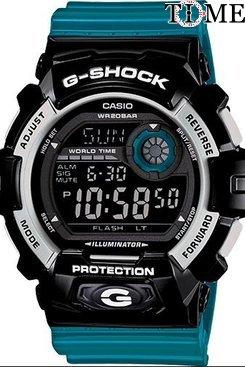 Часы Casio G-Shock G-8900SC-1B