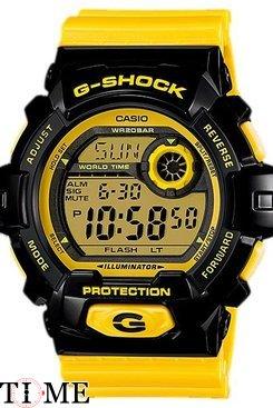 Часы Casio G-Shock G-8900SC-1Y