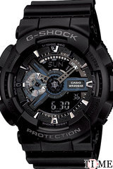 Часы Casio G-Shock GA-110-1B