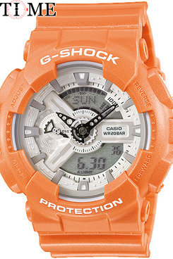 Часы Casio G-Shock GA-110SG-4A