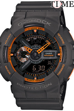 Часы Casio G-Shock GA-110TS-1A4