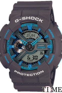 Часы Casio G-Shock GA-110TS-8A2