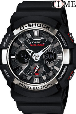 Часы Casio G-Shock GA-200-1A