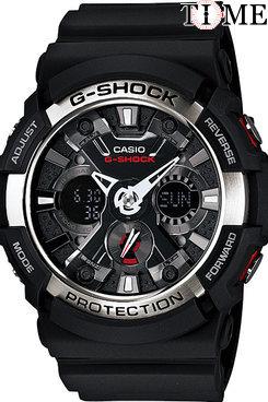 Часы Casio G-Shock GA-200-1A