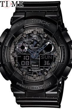 Часы Casio G-Shock GA-100CF-1A