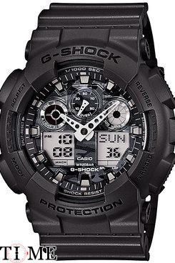 Часы Casio G-Shock GA-100CF-8A
