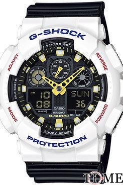 Часы Casio G-Shock GA-100CS-7A