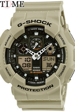 Часы Casio G-Shock GA-100SD-8A