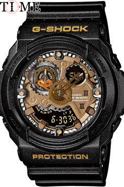 Часы Casio G-Shock GA-300A-1A