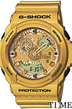 Часы Casio G-Shock GA-300GD-9A