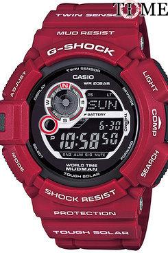 Часы Casio G-Shock G-9300RD-4E