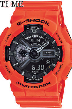 Часы Casio G-Shock GA-110MR-4A