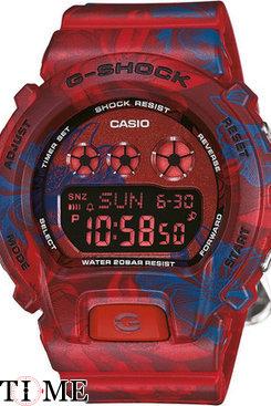 Часы Casio G-Shock GMD-S6900F-4E