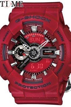 Часы Casio G-Shock GMA-S110F-4A