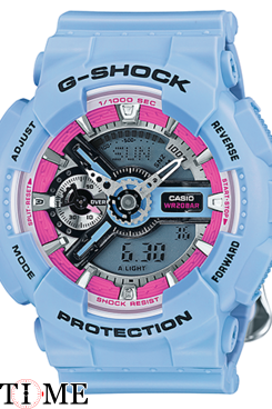 Часы Casio G-Shock GMA-S110F-2A