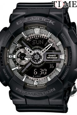 Часы Casio G-Shock GMA-S110F-1A