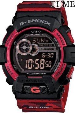Часы Casio G-Shock GLS-8900CM-4E